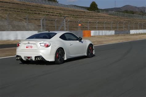 Toyota Trd Accessories Toyota Gt 86 Trd Performance Accessories To Debut At Tokyo