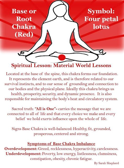 root chakra base chakra all is one wholelistic living pinterest