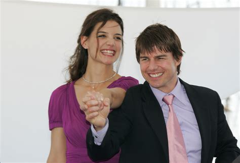 and tom cruise showed new engagement