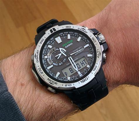 casio pro trek prw 6000 zegarek casio prw 6000 1er elka oryginalne zegarki casio