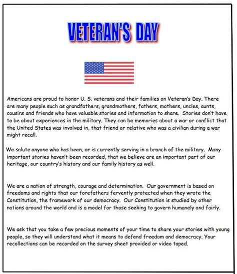 Parent Letter Va 84 Best Veterans Day Activities Images On Veterans Day Teaching Ideas And