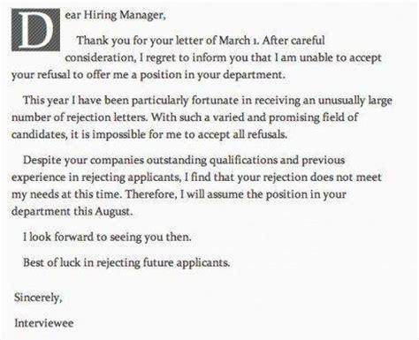 Thank You Letter Hiring Manager dear hiring manager thank you for your letter of march 1