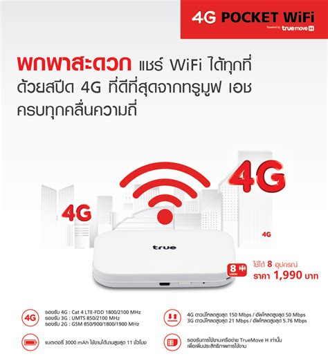 Wifi 4g 4g pocket wifi truestore