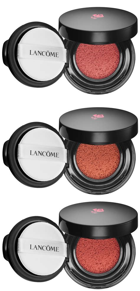 Lancome Blush Cushion lancome cushion blush subtil available now and