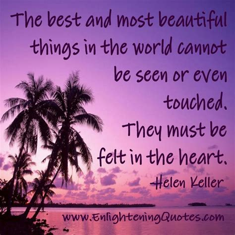 beautify worldwide the most beautiful things in the world wisdom quotes
