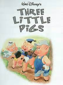a book without pages the story of the three little pigs