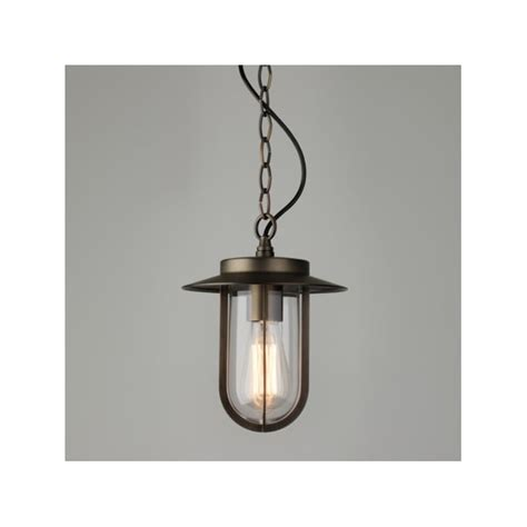 Outdoor Light Bulbs Types Astro Lighting Montparnasse Single Light Outdoor Pendant In Bronze Finish Lighting Type From