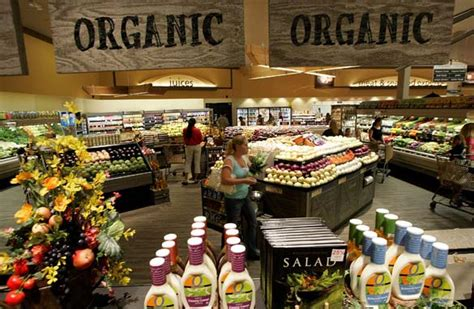 what does it mean if organic food is no healthier than