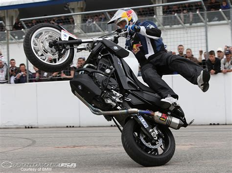 Motorrad Stunts Usa by Bmw Wins German Open Stunt Riding Motorcycle Usa