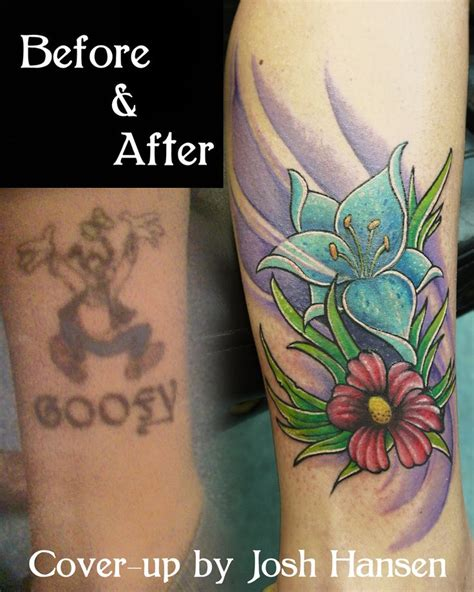 goofy tattoo goofy cover up from bad to badass cover ups