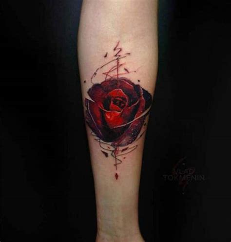 rose tattoo on arm woman rose tattoos for women tattoos art ideas