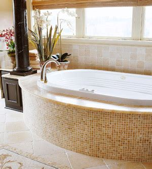 change the color of a marble whirlpool tub better homes