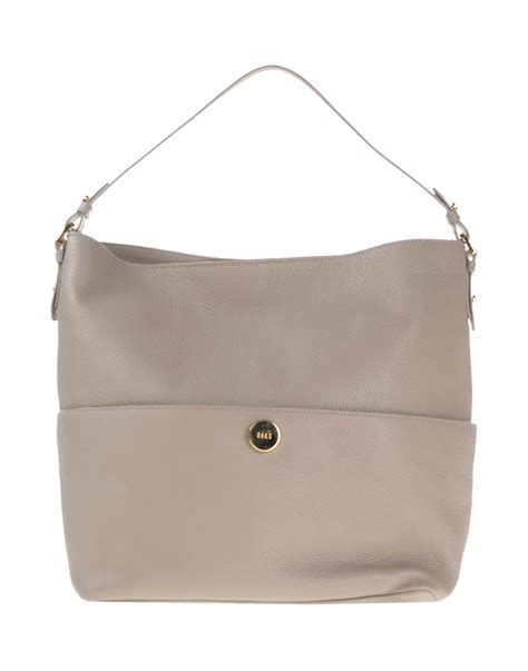 Daks Bag daks handbag in gray lyst