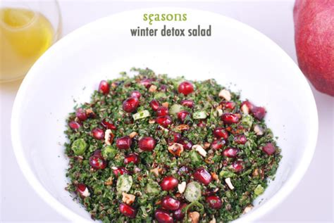Winter Detox Recipes by Recipes 171 All 171 Winter Detox Salad With Serrano Honey