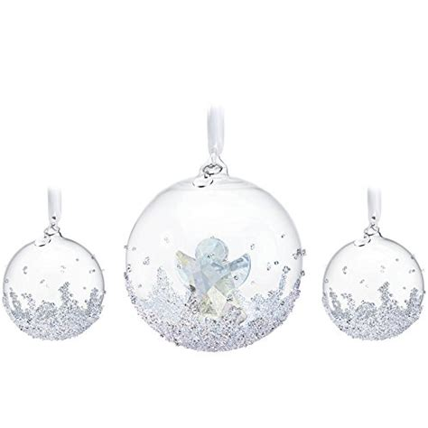 swarovski crystal christmas decorations
