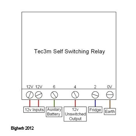 Wiring diagram for tec3m relay webnotex towcar wiring towcar talk caravan talk cheapraybanclubmaster Image collections