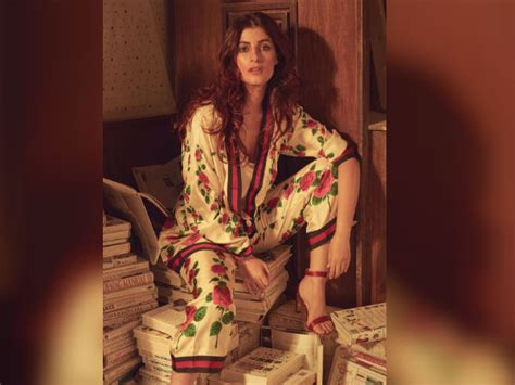 Twinkle Khanna Wardrobe by Twinkle Khanna S Look For Vogue Magazine S Photo Shoot Got