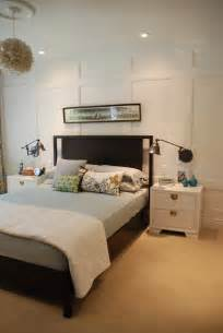 bedroom wall panel design ideas: wood panel wall art decor decorating ideas gallery in bedroom