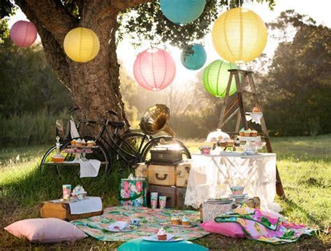picnic wedding or ideas