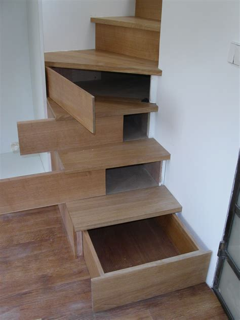 staircase storage hidden storage in staircase