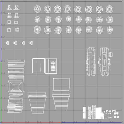 layout bin kash kong ed modelling the dustbin