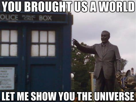 Tardis Meme - tardis disney meme by travelingtardis on deviantart