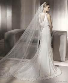 Simple style 2012 wedding dresses