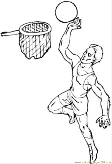 basketball coloring pages online coloring pages 95 basketball coloring page sports