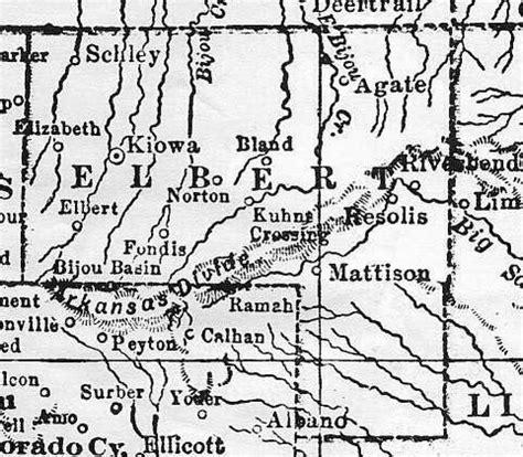 Elbert County Records Elbert County Colorado Genealogy Census Vital Records
