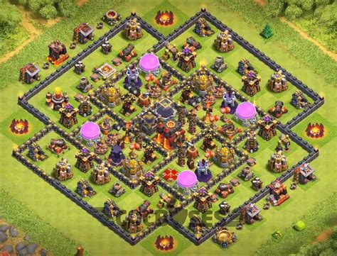 best hybrid top 12 best th10 hybrid base 2018 new update anti