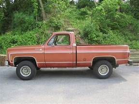 sell used 1978 chevrolet shortbed cheyenne c10 k10 k5 4x4