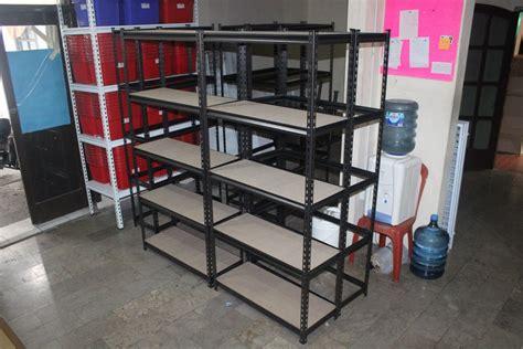 Jual Rak Display Kayu jual rak gudang shelf kayu 3 tipe