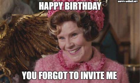 Harry Potter Happy Birthday Meme - 15 harry potter funny birthday meme happy wishes