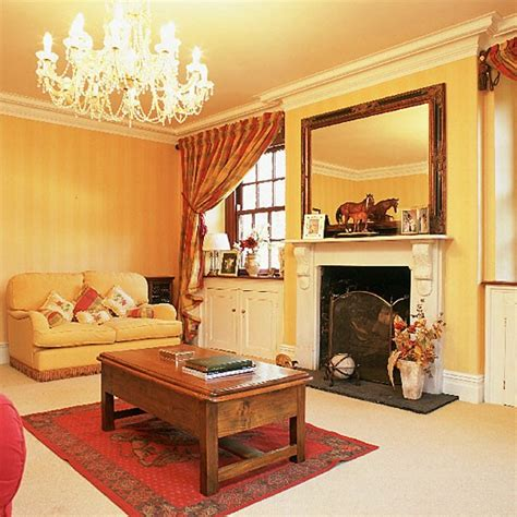 traditional living room ideas uk yellow traditional living room chandelier traditional furniture housetohome co uk