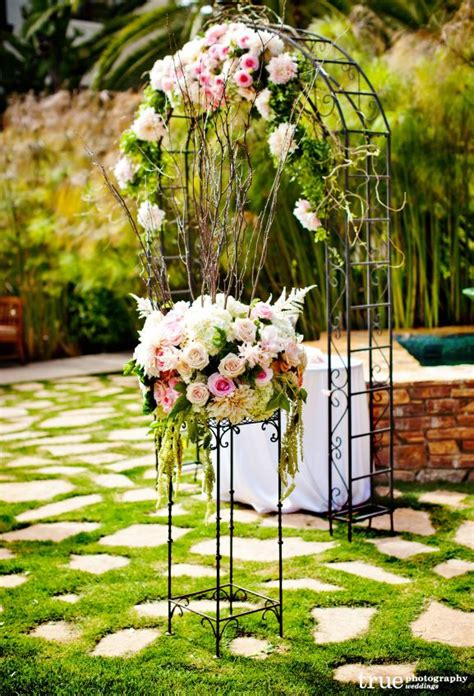 Garden Wedding Decorations Ideas Wedding Inspiration An Outdoor Ceremony Aisle Wedding Decoration Ideas