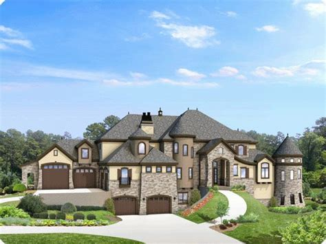 modernday houses a real modern day castle 8931 sq ft 6 garage stalls 6
