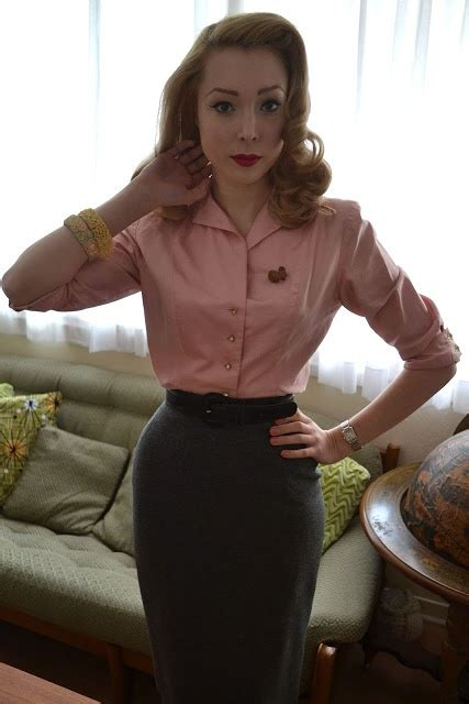 Pencil Skirt And Blouse Combo by 19 Best Images About Dp On Rockabilly