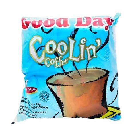 Kopi Sachet Coffe Sachet jual day kopi 3 in 1 coolin coffee 20 g 30 sachet