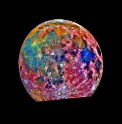 what is the color of the moon apod 2002 march 16 the colorful moon