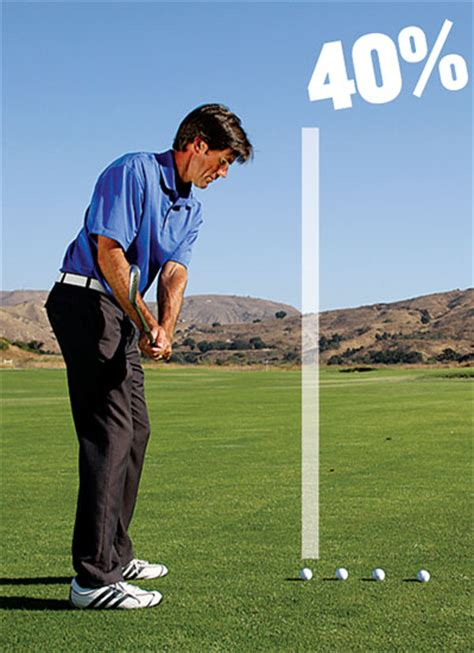 swing not hit golf ball my favorite tips drills golf tips magazine