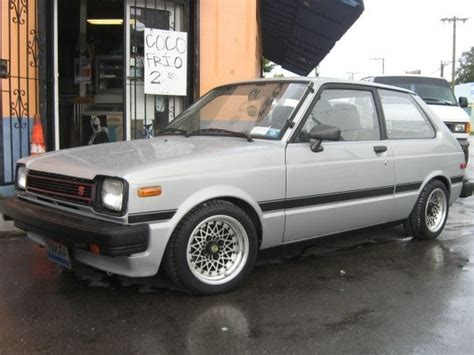 1981 Toyota Starlet 1981 Toyota Starlet Pictures Cargurus