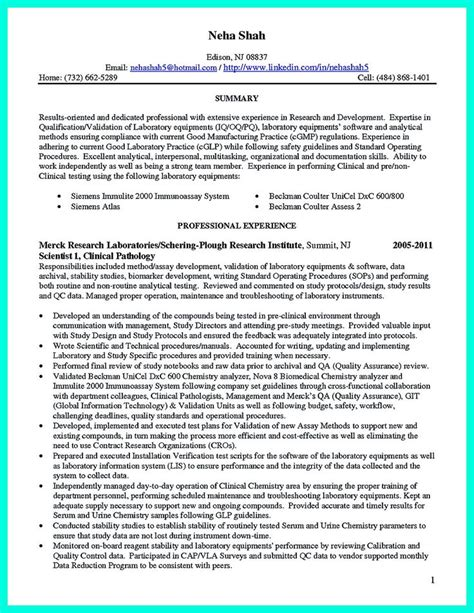 clinical trials associate resume 28 images top 8