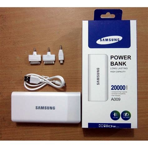 Power Bank Samsung X 859 samsung power bank of 20 000 mah
