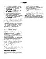 2014 Ford Fusion Manual 2014 Ford Fusion Owner Manual Printing 1 Page 61