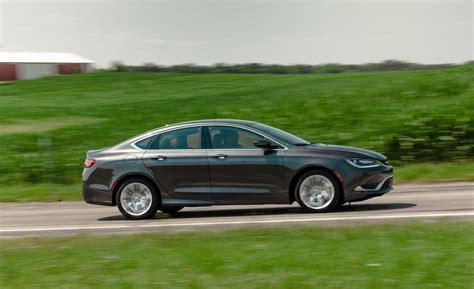 Chrysler 200 Limited by 2015 Chrysler 200 Limited Car Interior Design