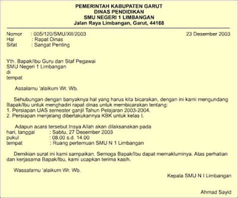 contoh surat pribadi untuk sahabat bahasa indonesia 8indo the