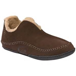 sorel house slippers sorel manawan slippers men s peter glenn