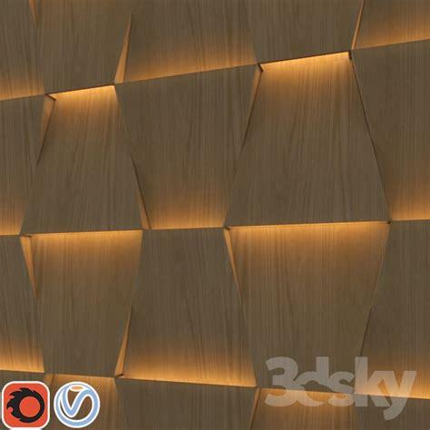 wall panel  indirect light  wall panels wooden