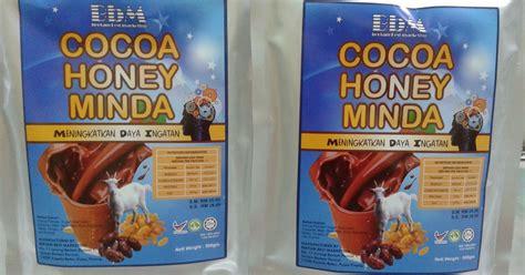 Cocoa Honey Collagen bertam best marketing produk terbaru cocoa honey minda