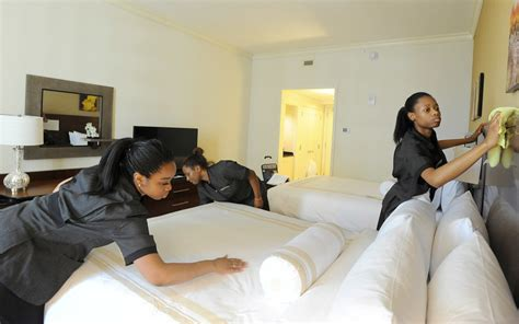 guest room attendant downtown marriott opens early